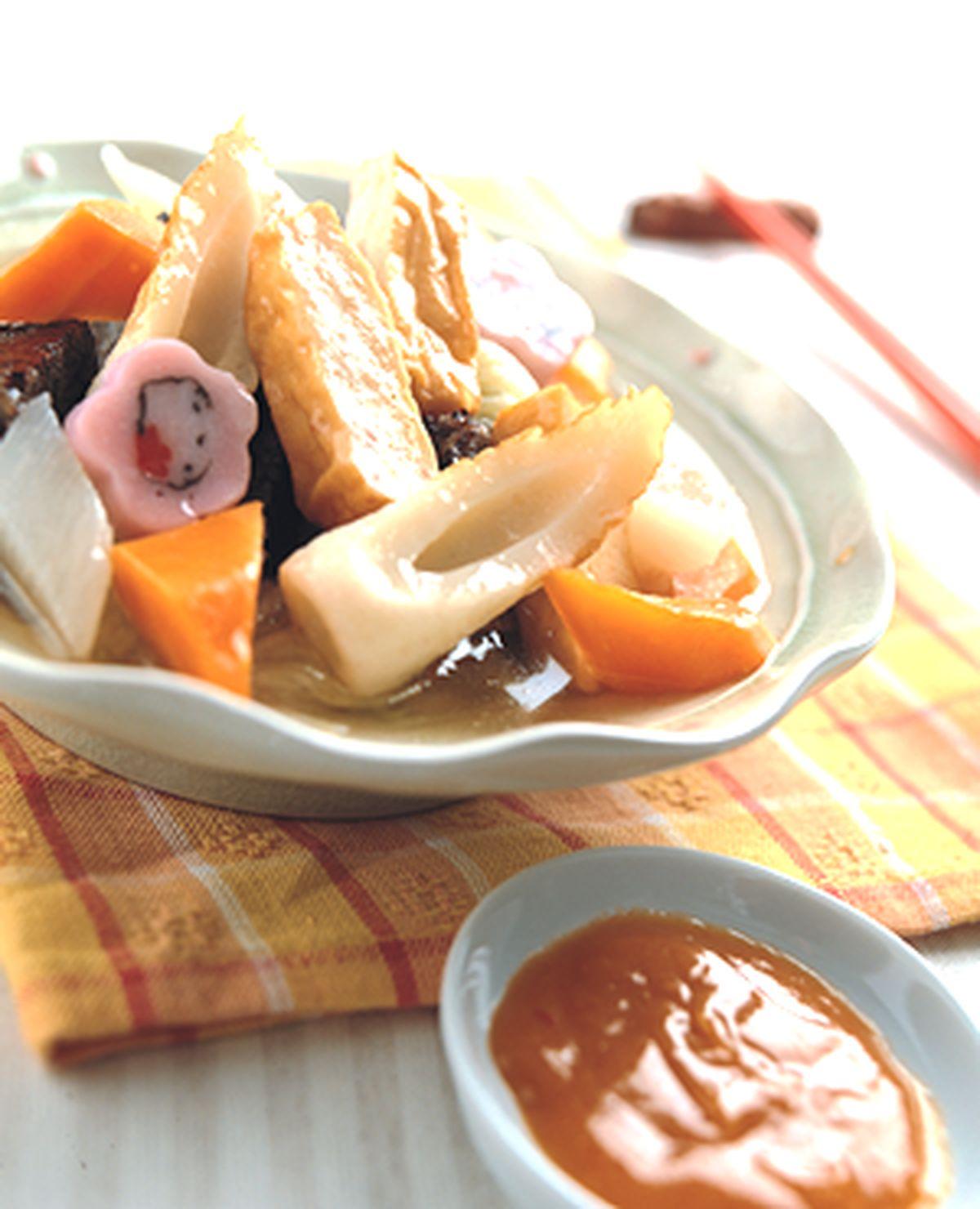 食譜:關東煮(2)