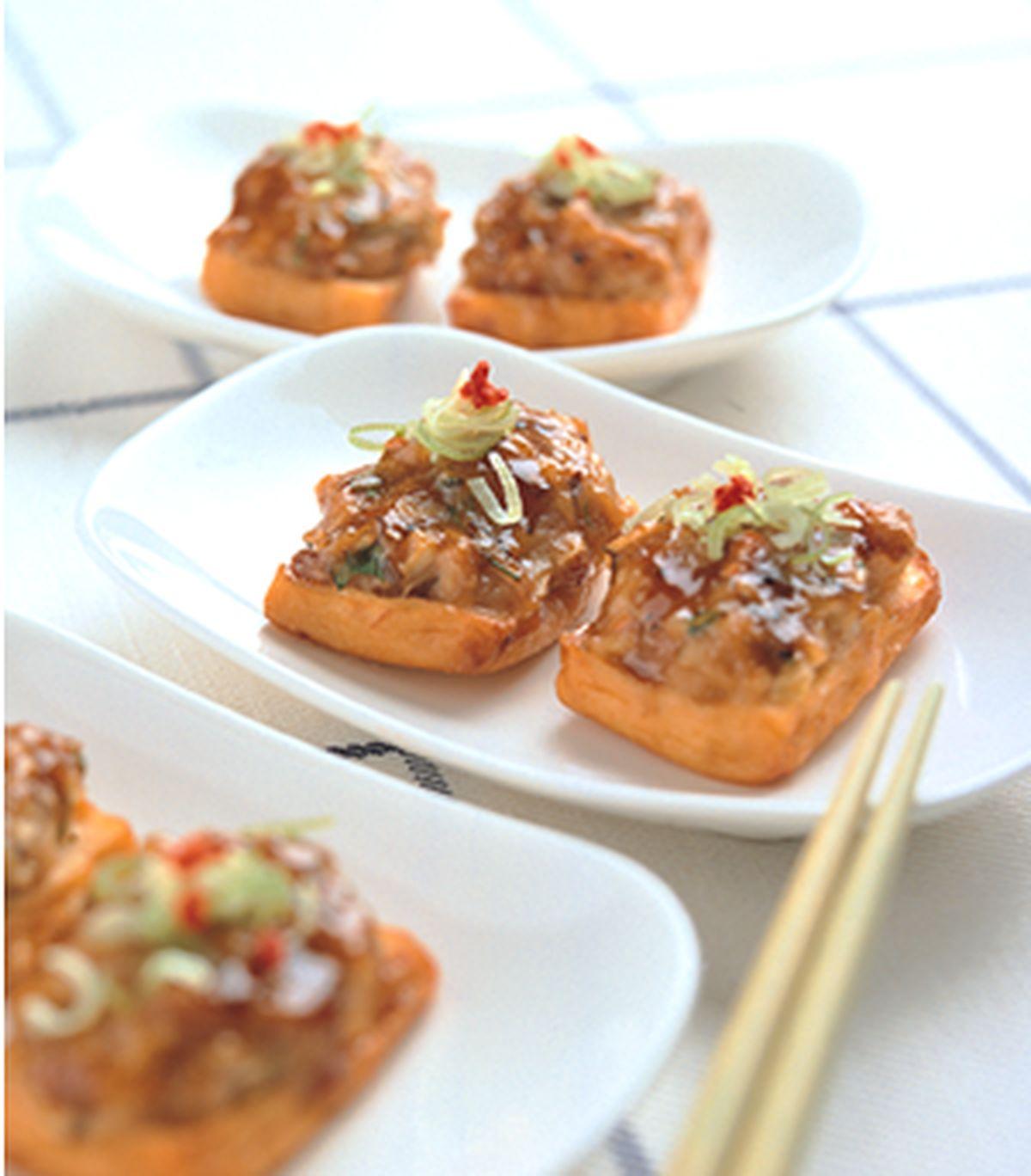 食譜:照燒豆腐