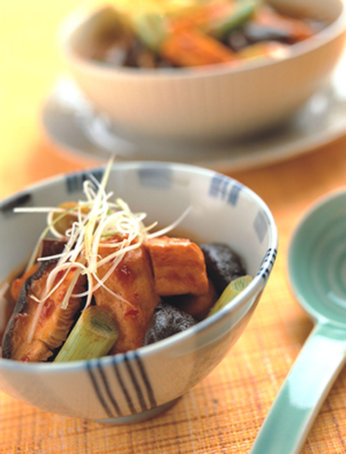 食譜:麻辣豆腐揚