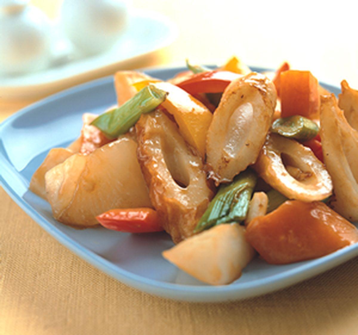 食譜:蘿蔔竹小町