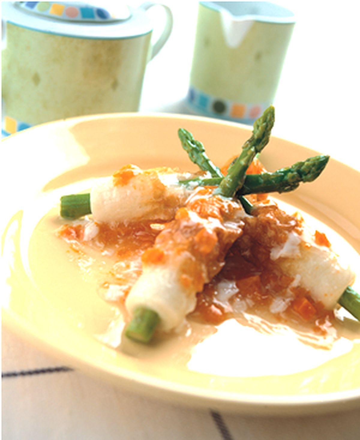 食譜:竹影紅梅