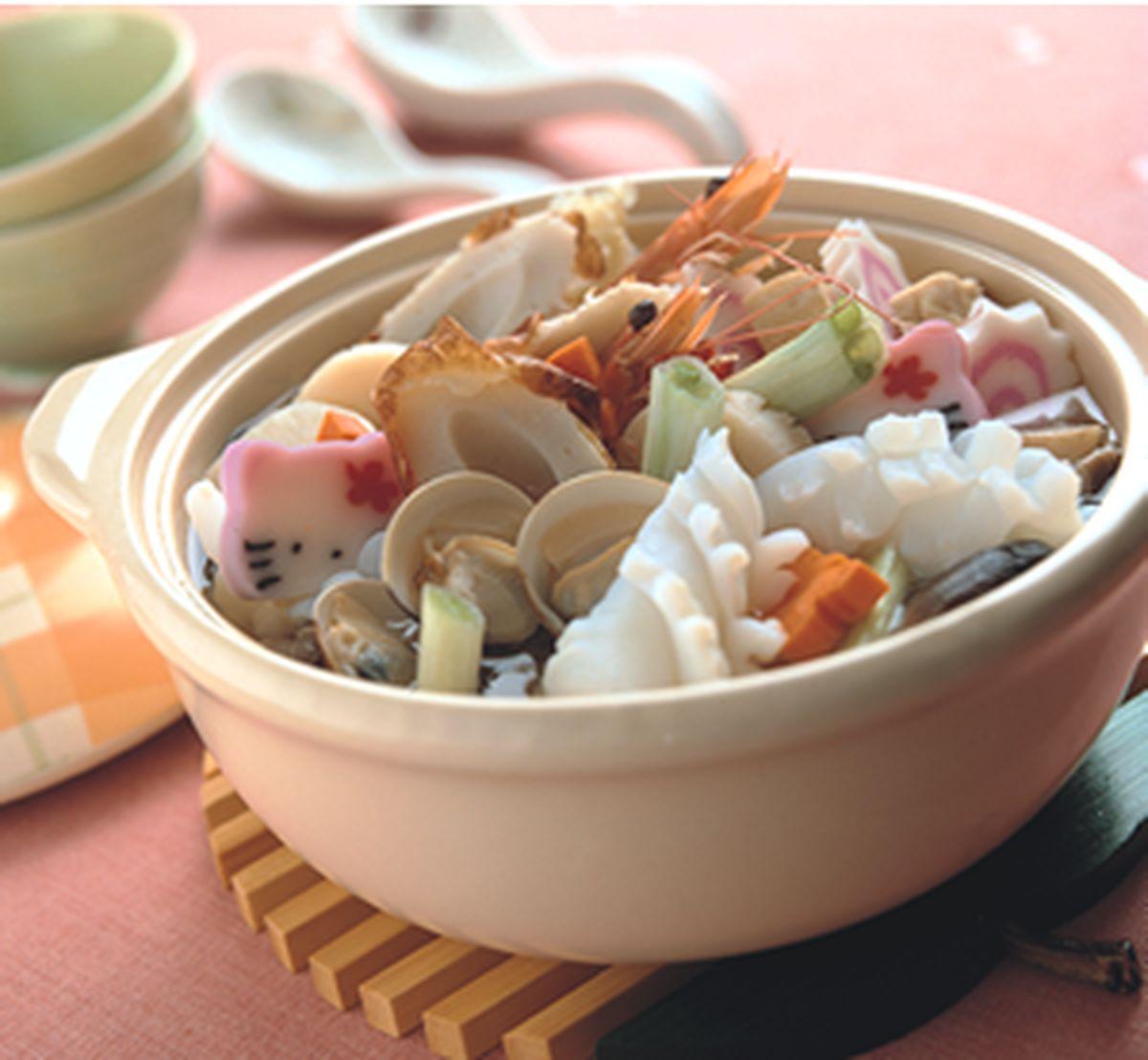 食譜:什錦火鍋
