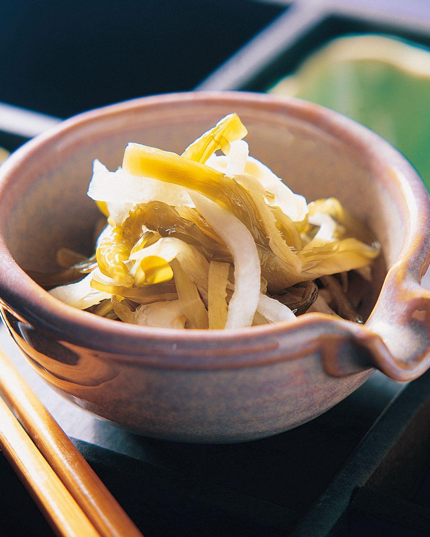 食譜:雙絲泡菜
