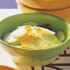 鮭魚卵菜心泡菜