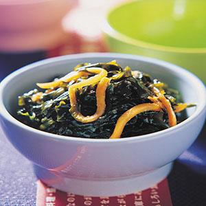 海帶芽蒜味泡菜