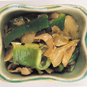 青椒榨菜泡菜