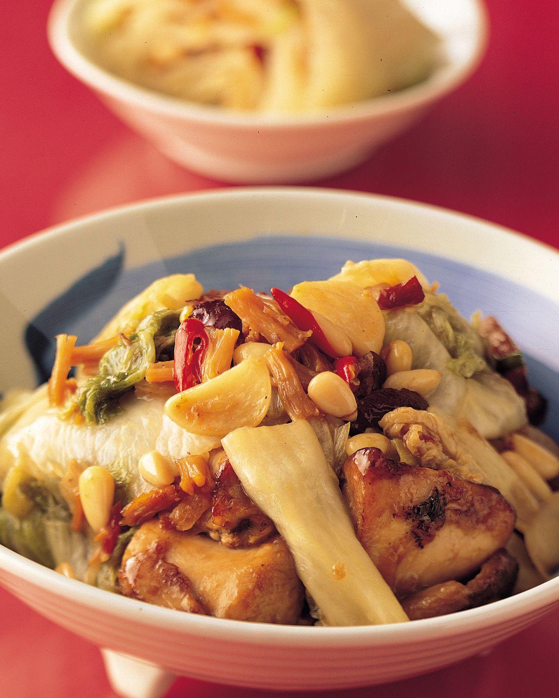 食譜:千層泡菜燴雞