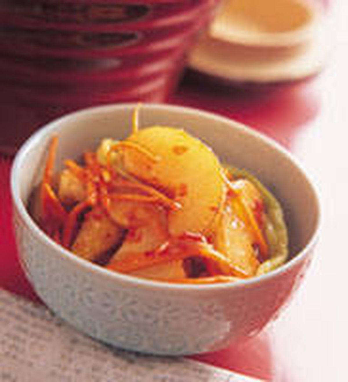 食譜:水梨辣泡菜