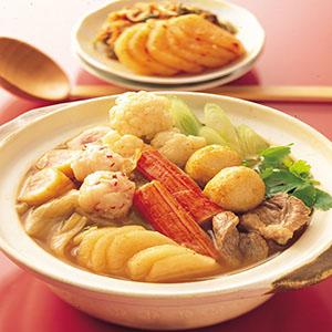 辣泡菜小火鍋