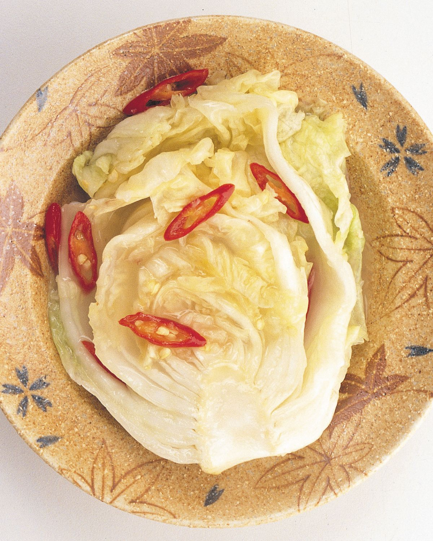 食譜:米漿白菜泡菜