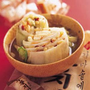 千層白菜泡菜