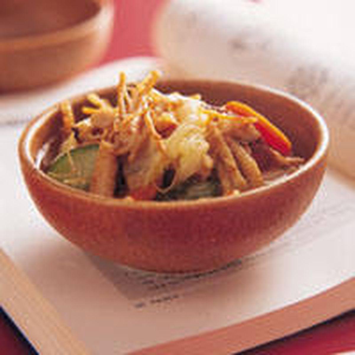 食譜:人蔘水泡菜