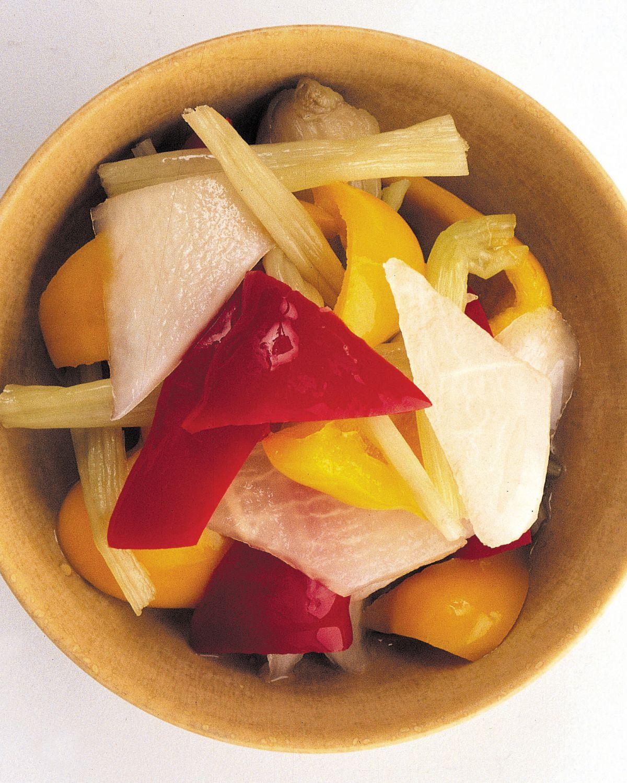 食譜:芹菜應時泡菜