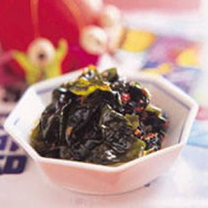 辣海帶芽泡菜