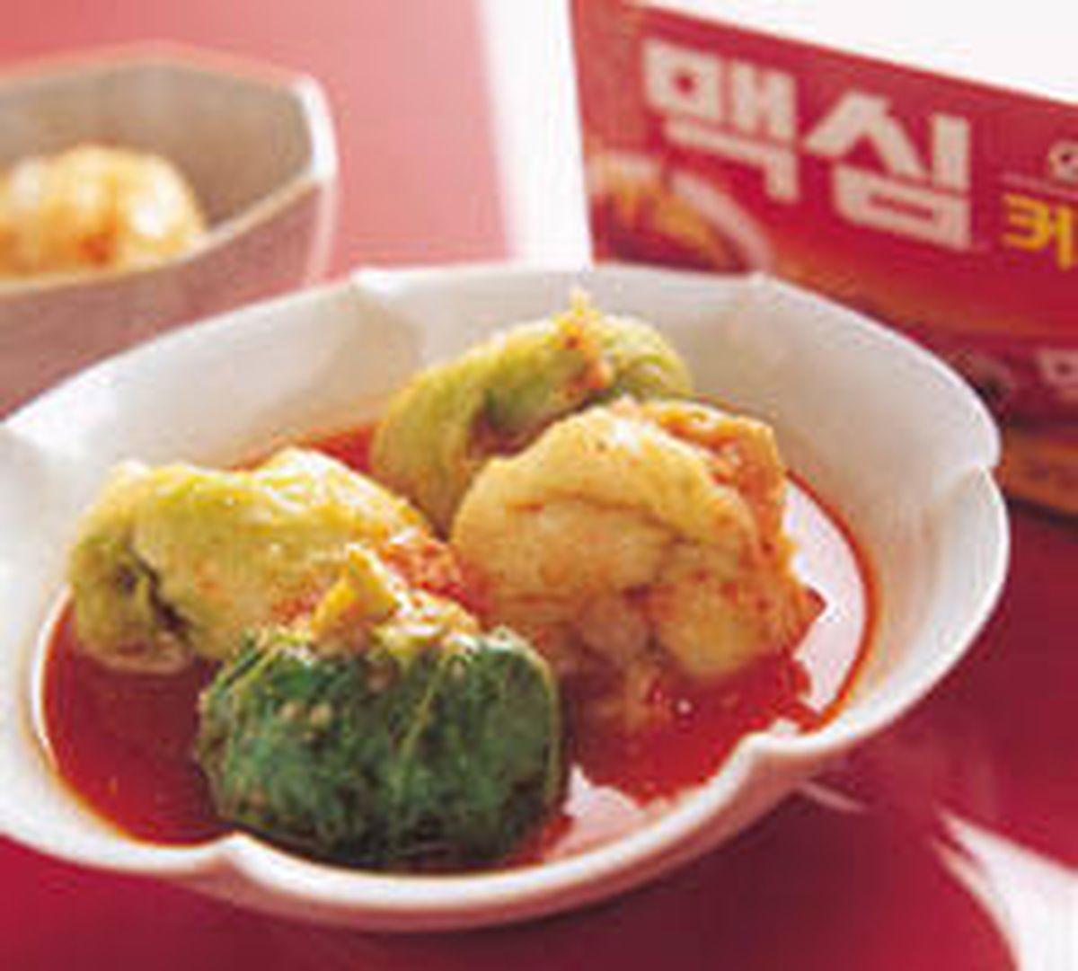 食譜:高麗菜結辣泡菜
