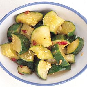 大黃瓜泡菜