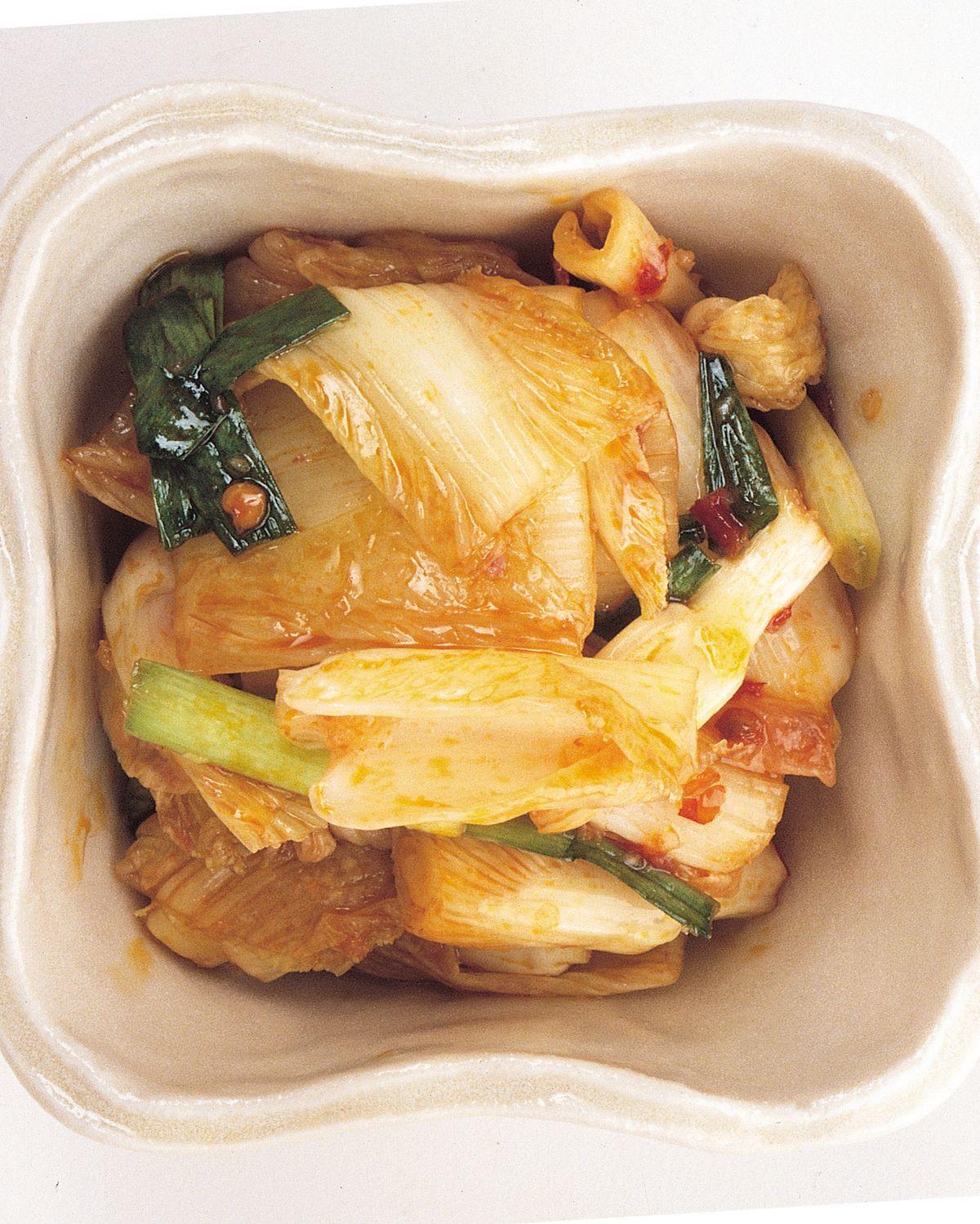食譜:山東白菜泡菜
