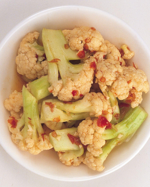 食譜:花椰菜辣泡菜