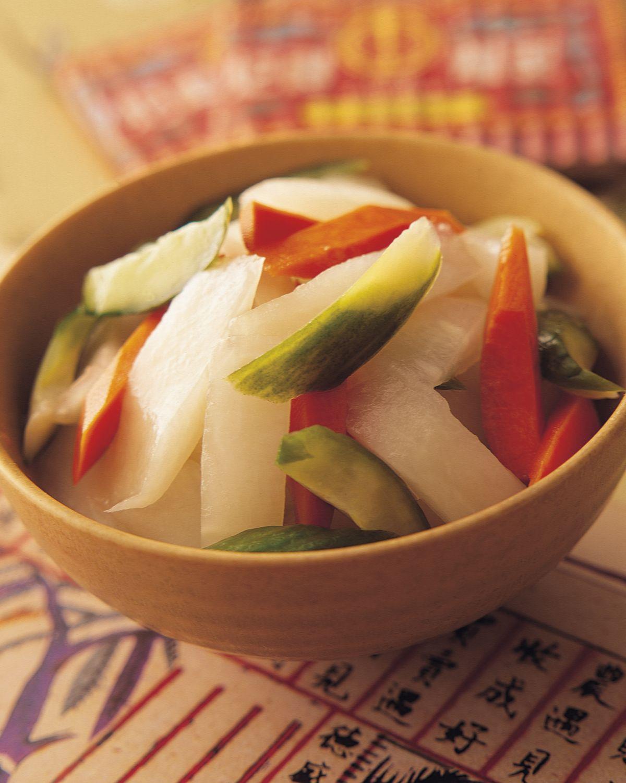 食譜:三色泡菜