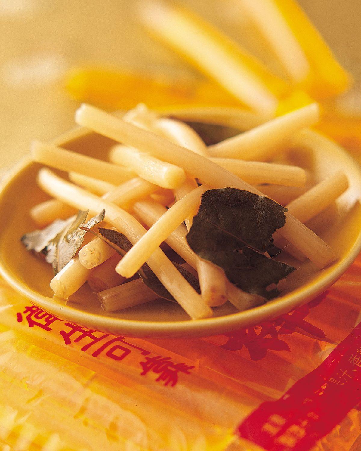 食譜:蓮藕條辣泡菜