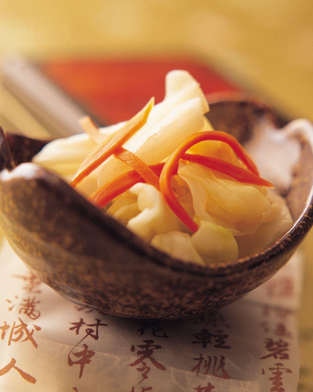 食譜:臭豆腐專用泡菜