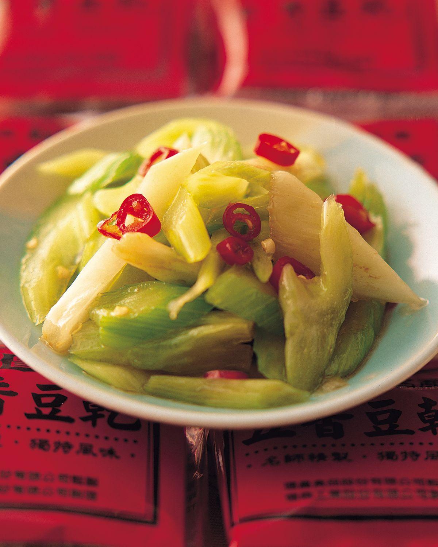 食譜:西洋芹泡菜