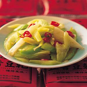 西洋芹泡菜