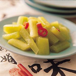A菜心泡菜