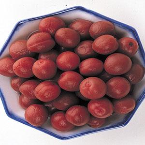 赤紅梅泡菜