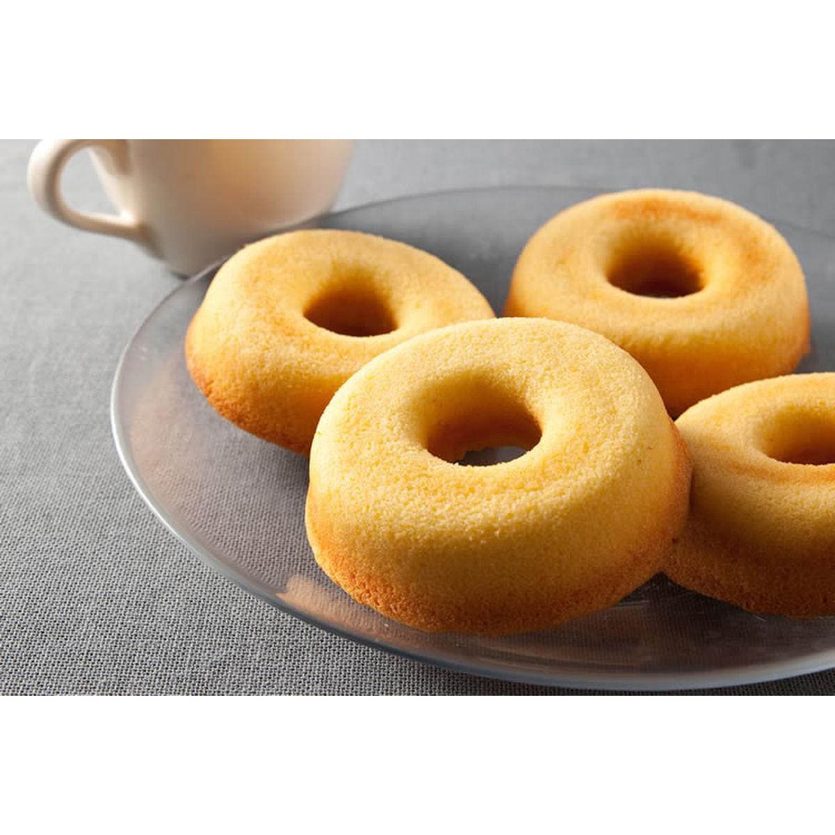 食譜:烤甜甜圈