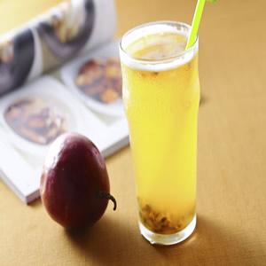 百香果綠茶