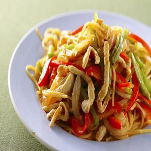 香辣泰式雞肉麵(1)