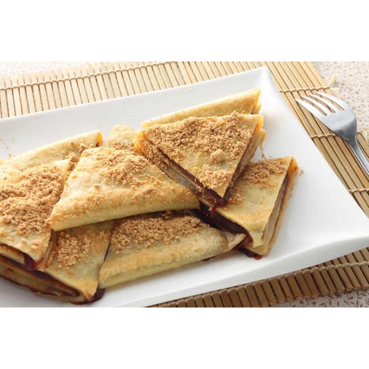 食譜:豆沙鍋餅(2)