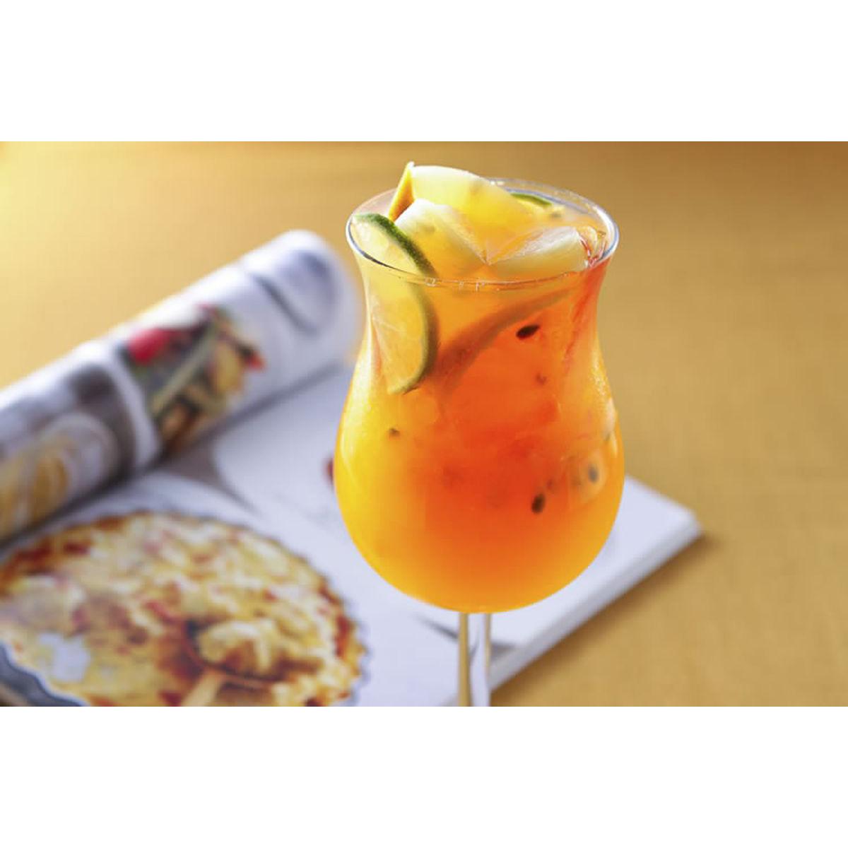 食譜:冰水果茶(2)