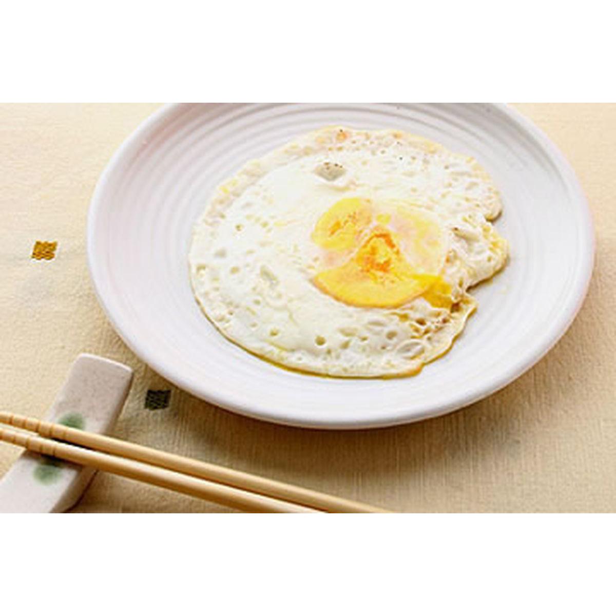 食譜:不沾鍋的荷包蛋