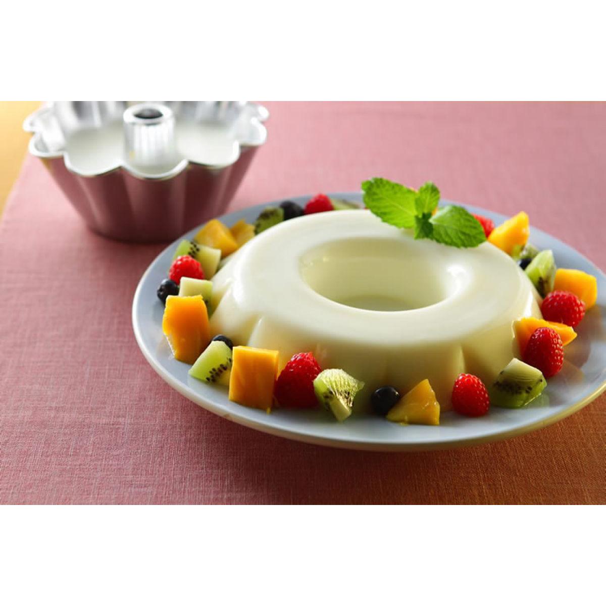 食譜:鮮奶果凍