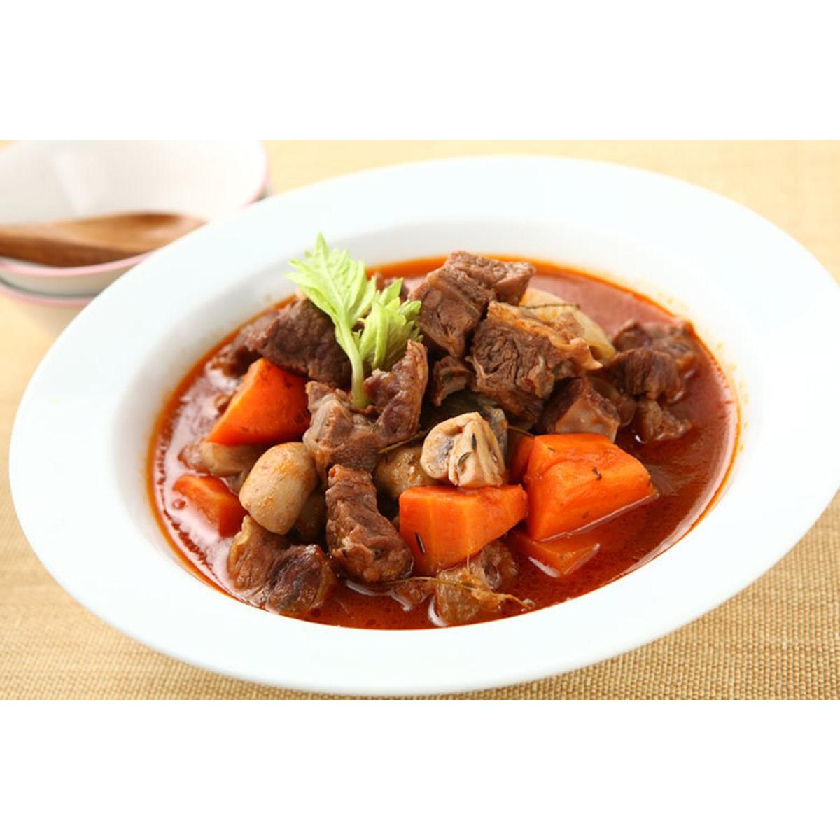 食譜:紅酒燉牛肉(4)