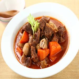 紅酒燉牛肉(4)