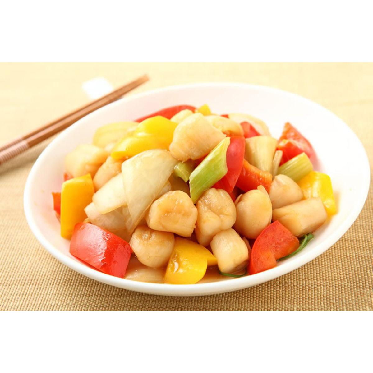 食譜:彩虹鮮玉帶