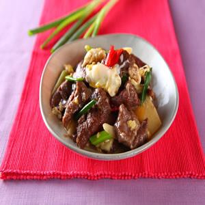 滑蛋牛肉(3)