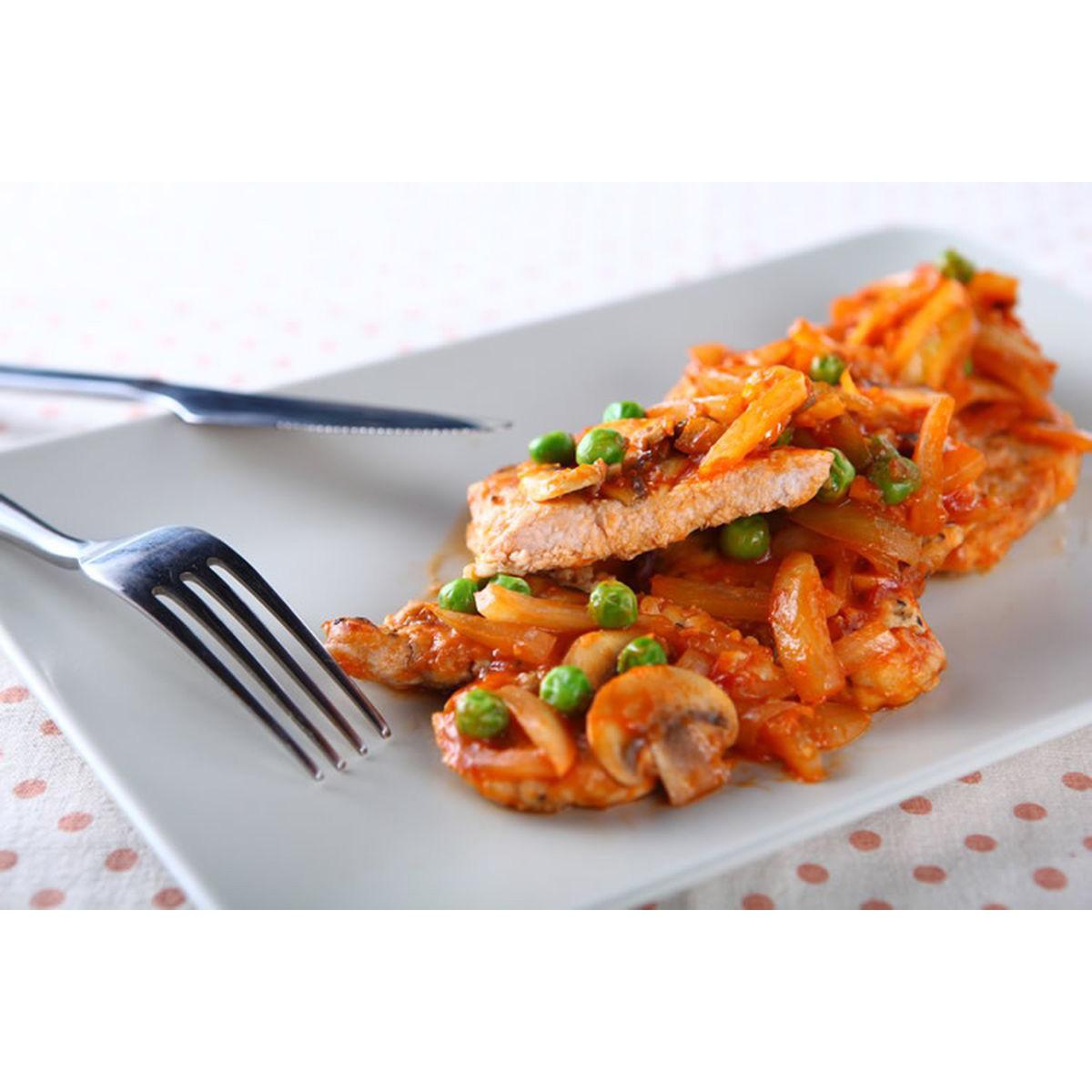 食譜:洋蔥豬排(3)