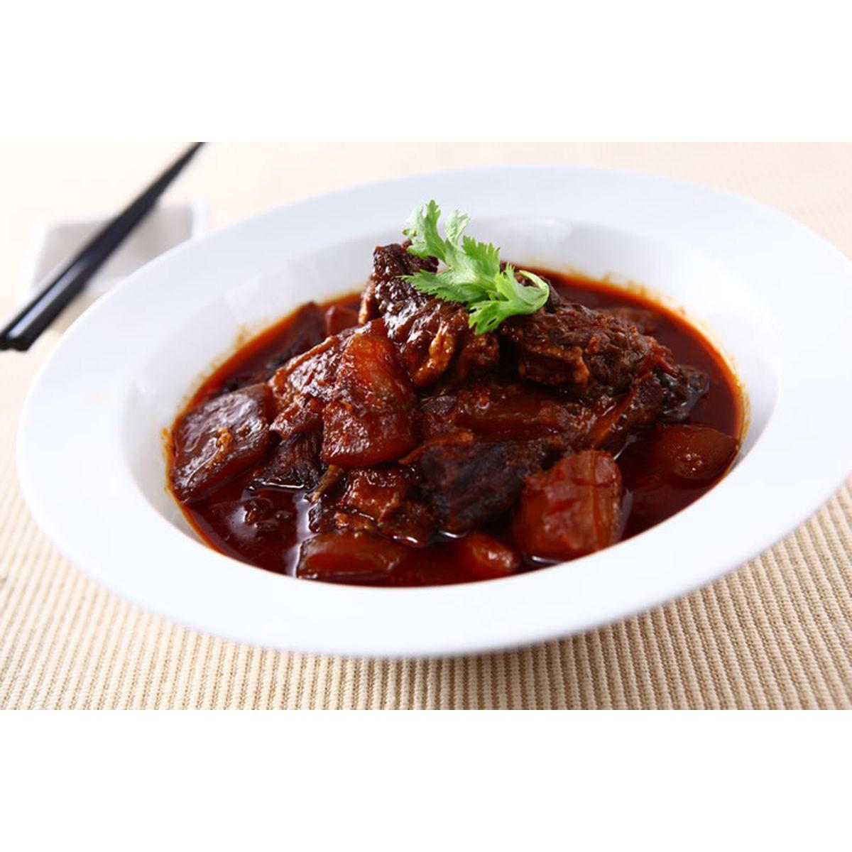 食譜:紅燒牛腩(7)