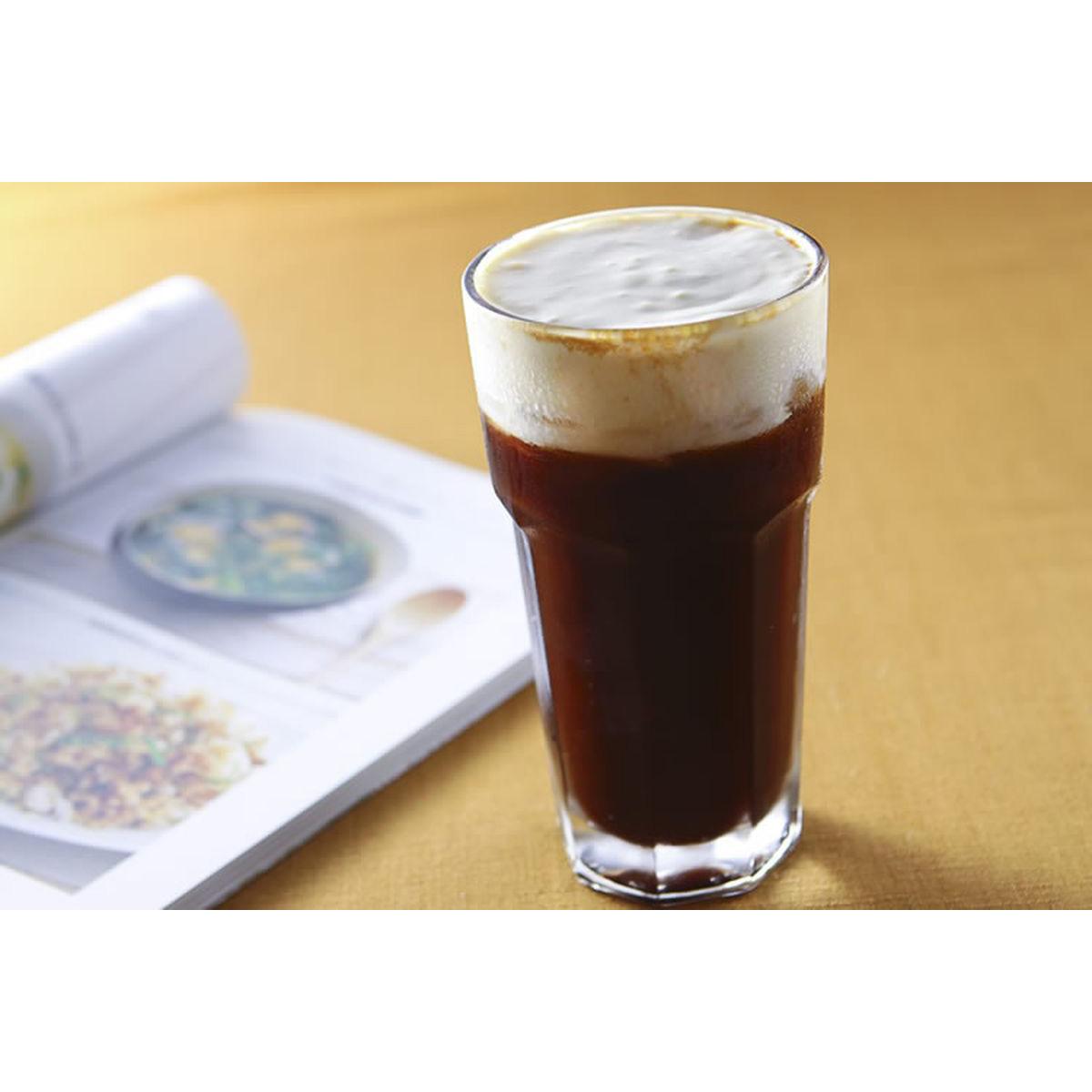 食譜:海鹽冰咖啡
