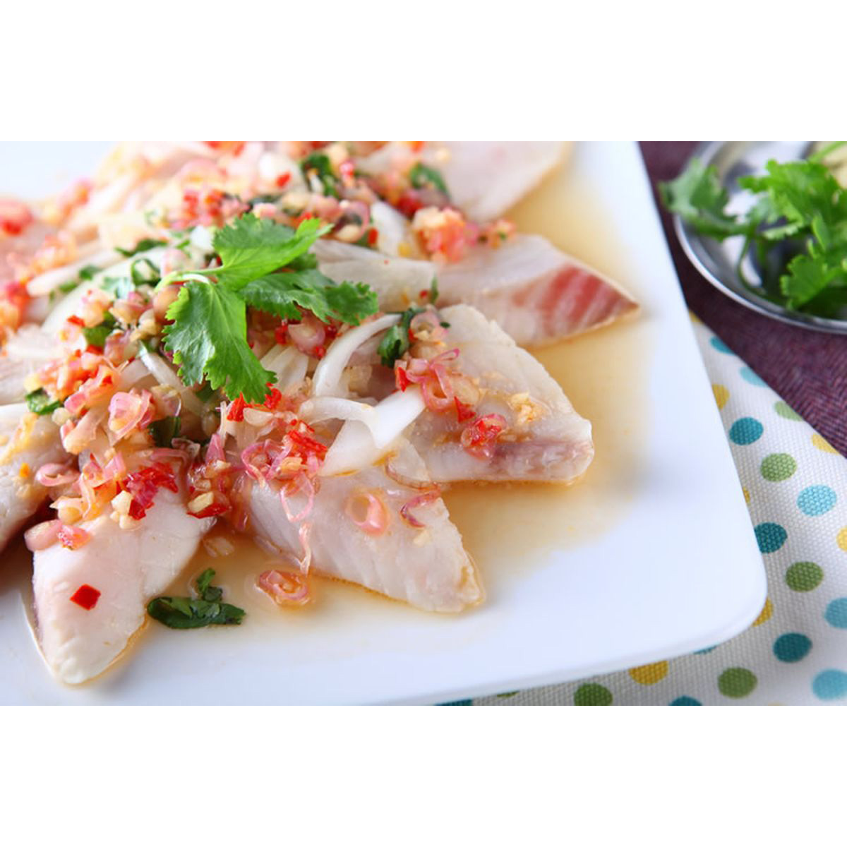 食譜:泰式酸辣魚片