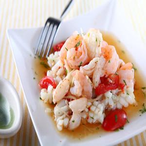 泰式涼拌海鮮(2)