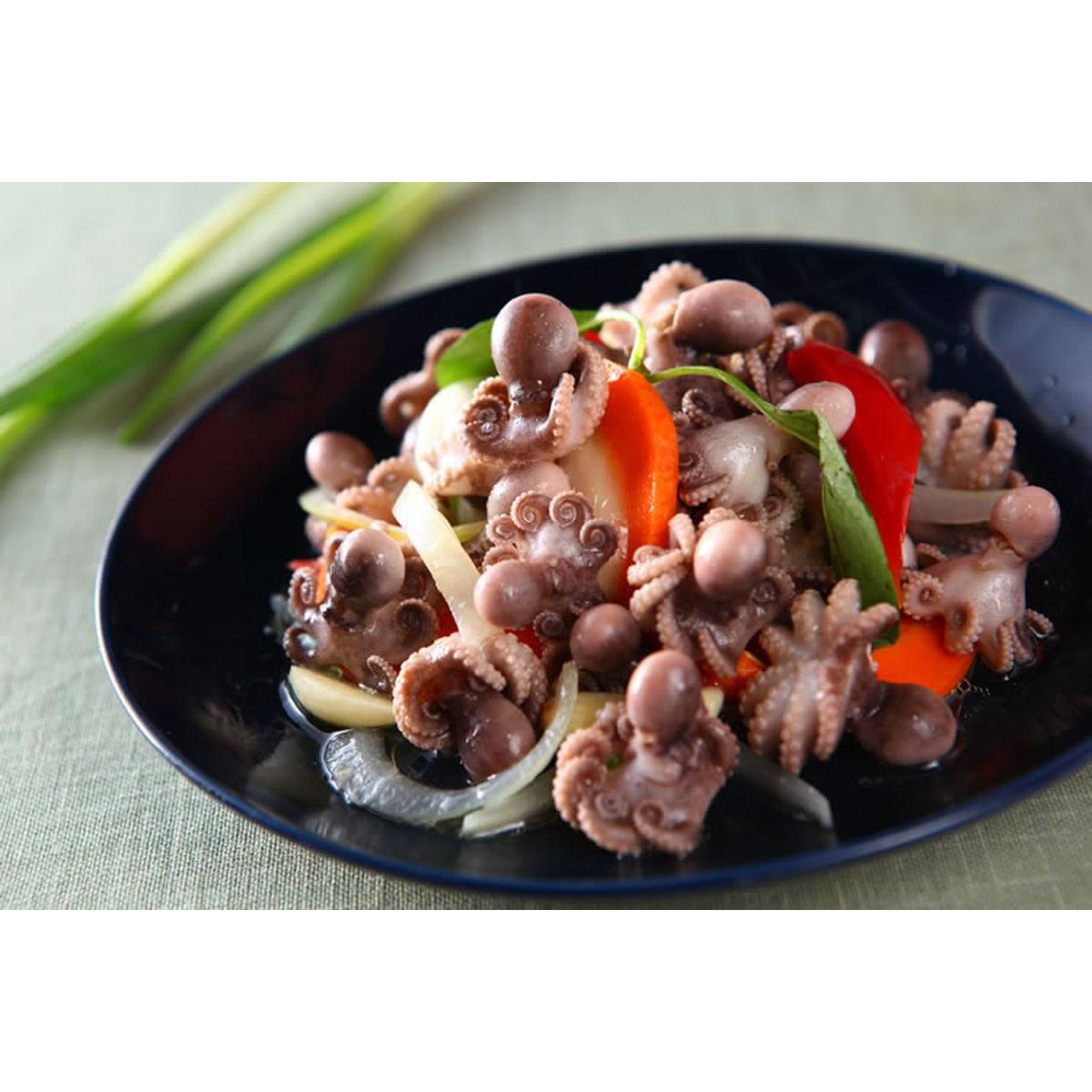 食譜:義式涼拌章魚沙拉