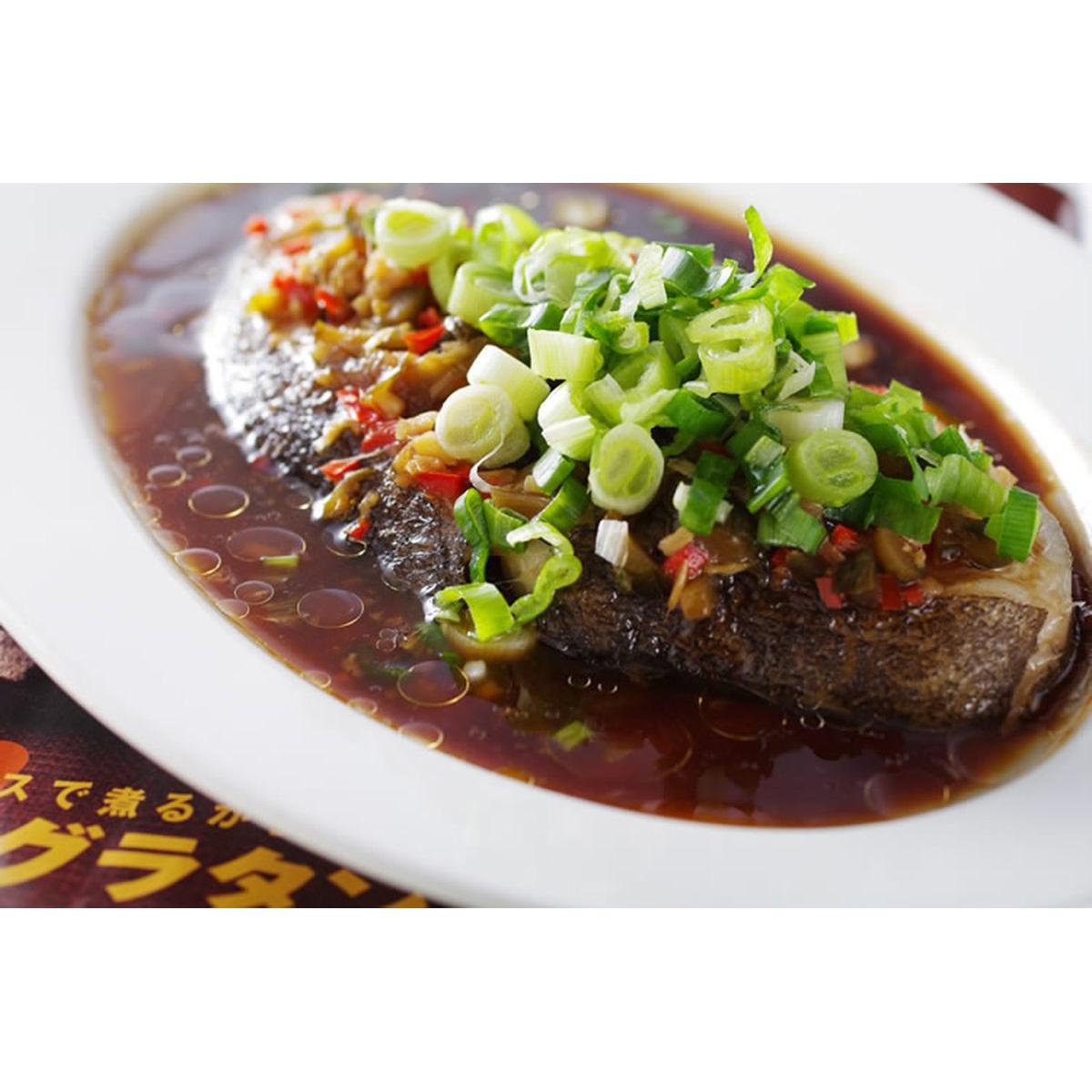 食譜:花瓜蒸鱈魚