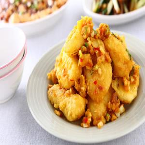 金沙杏鮑菇(2)