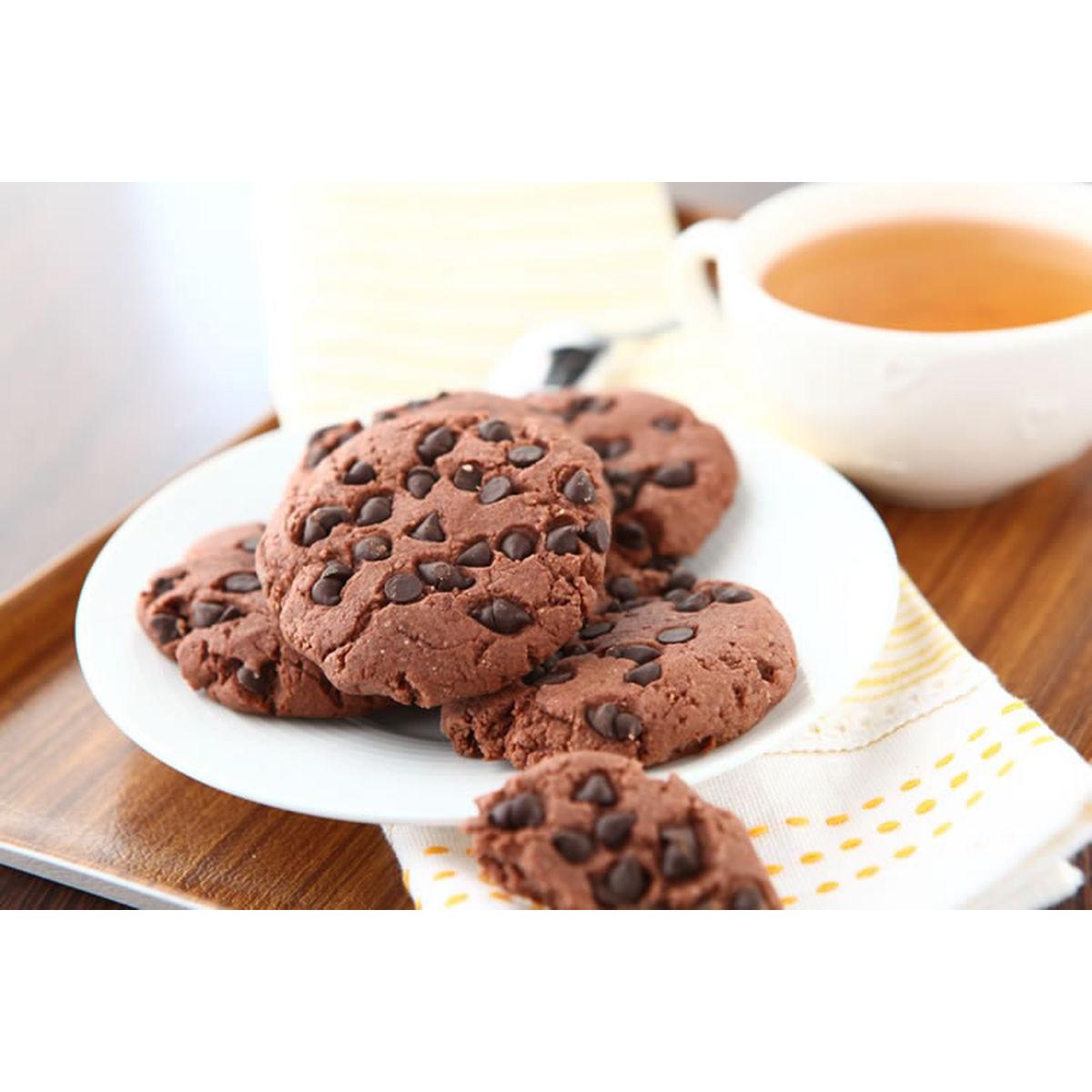 食譜:巧克力小西餅