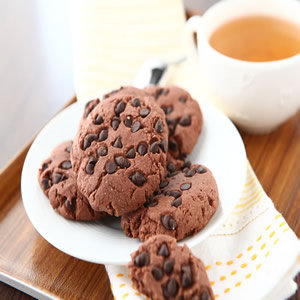 巧克力小西餅